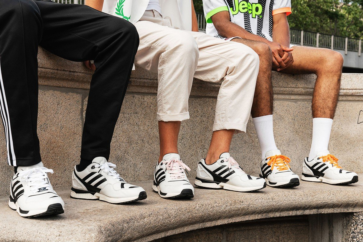 Juventus and Adidas Originals Collabs for A Football Sneaker Collection