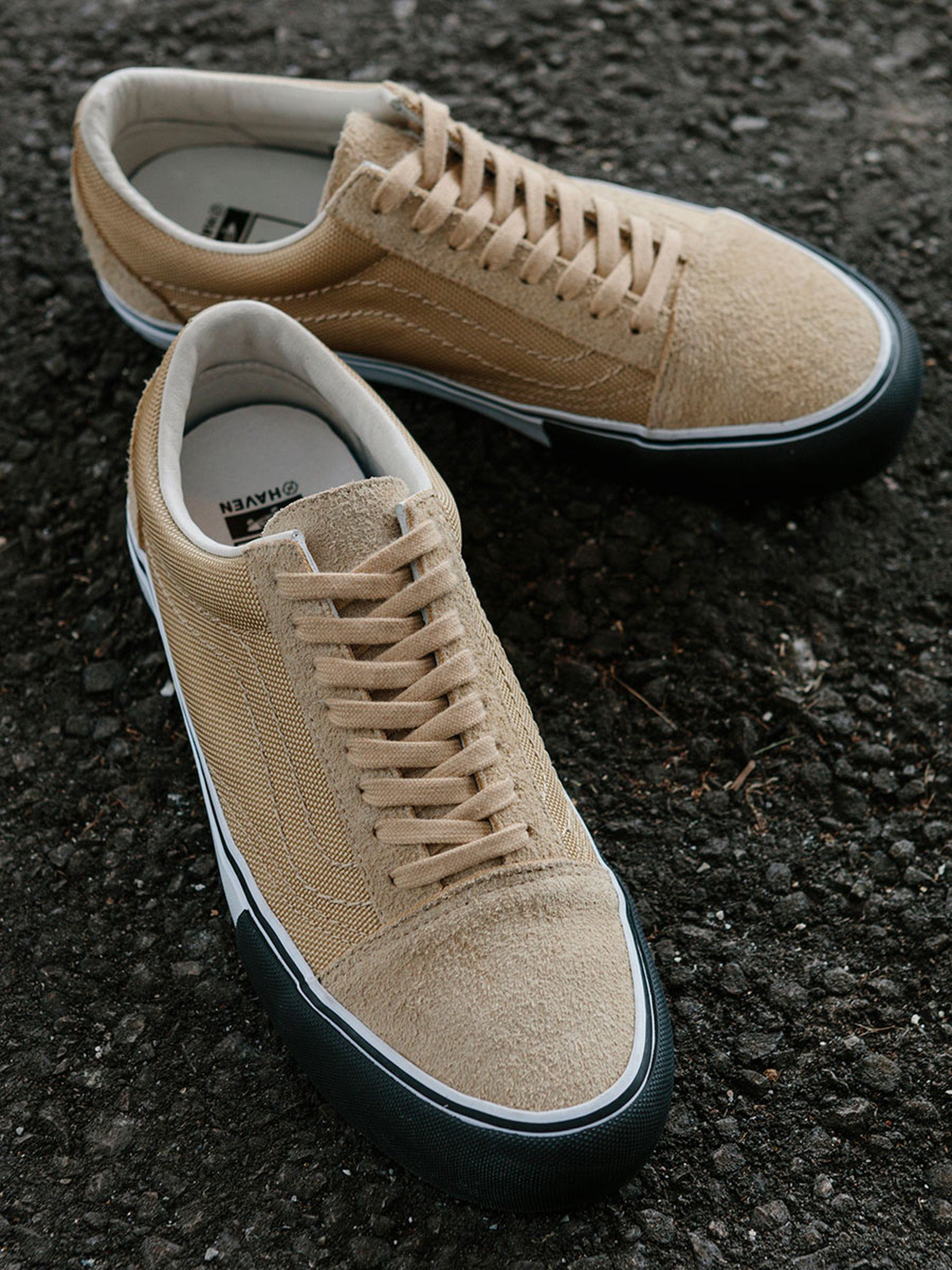 HAVEN x Vault by Vans' New Shoes Is Perfect This Fall