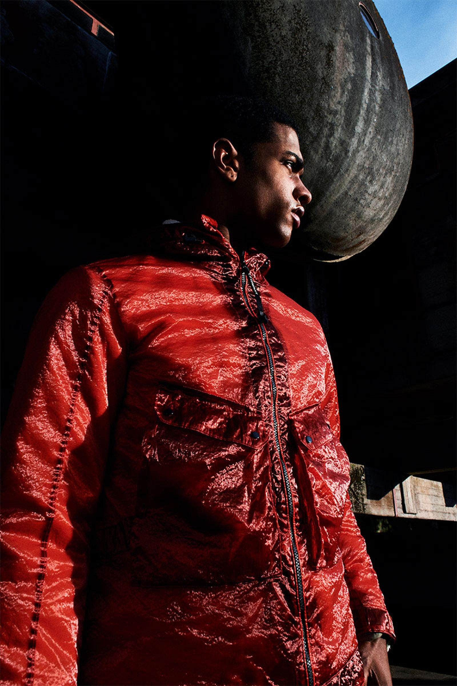 C.P. Company Legend of Fabric Innovation & This Jacket Shows Us Why