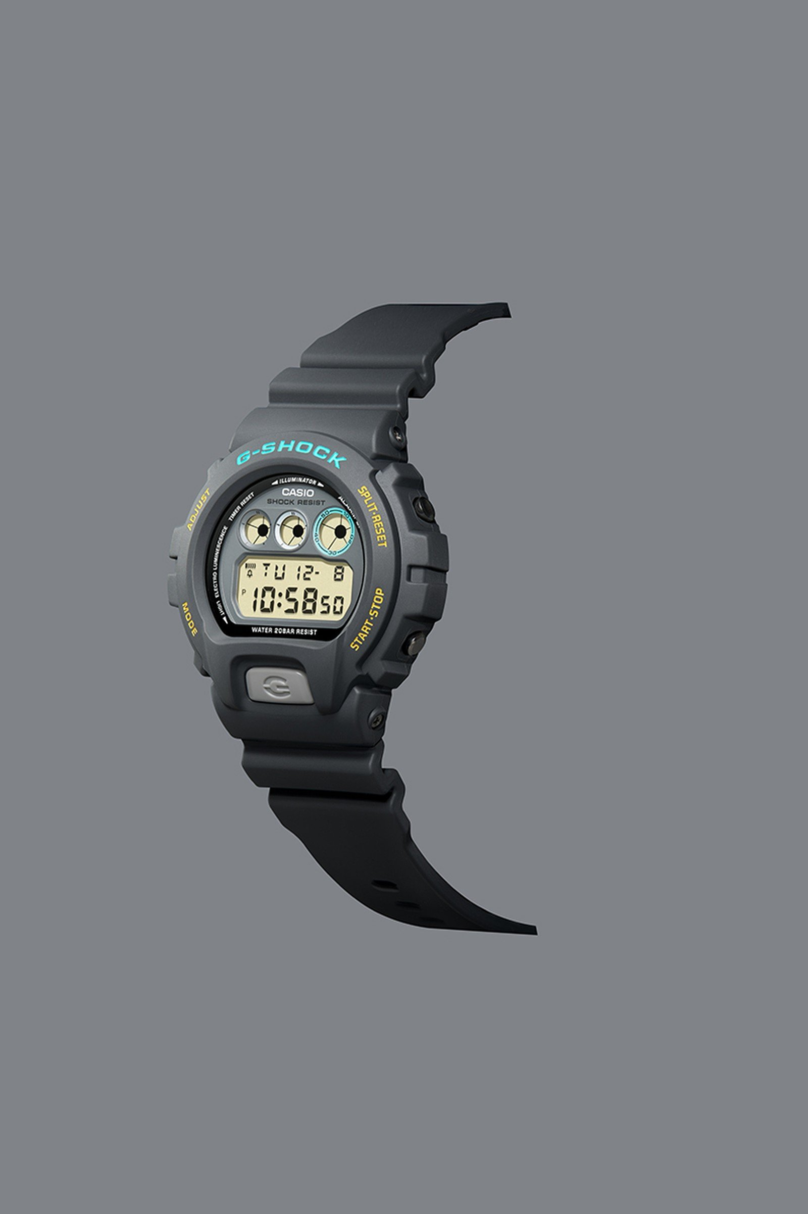 First Look at John Mayer X Casio G-SHOCK Collab