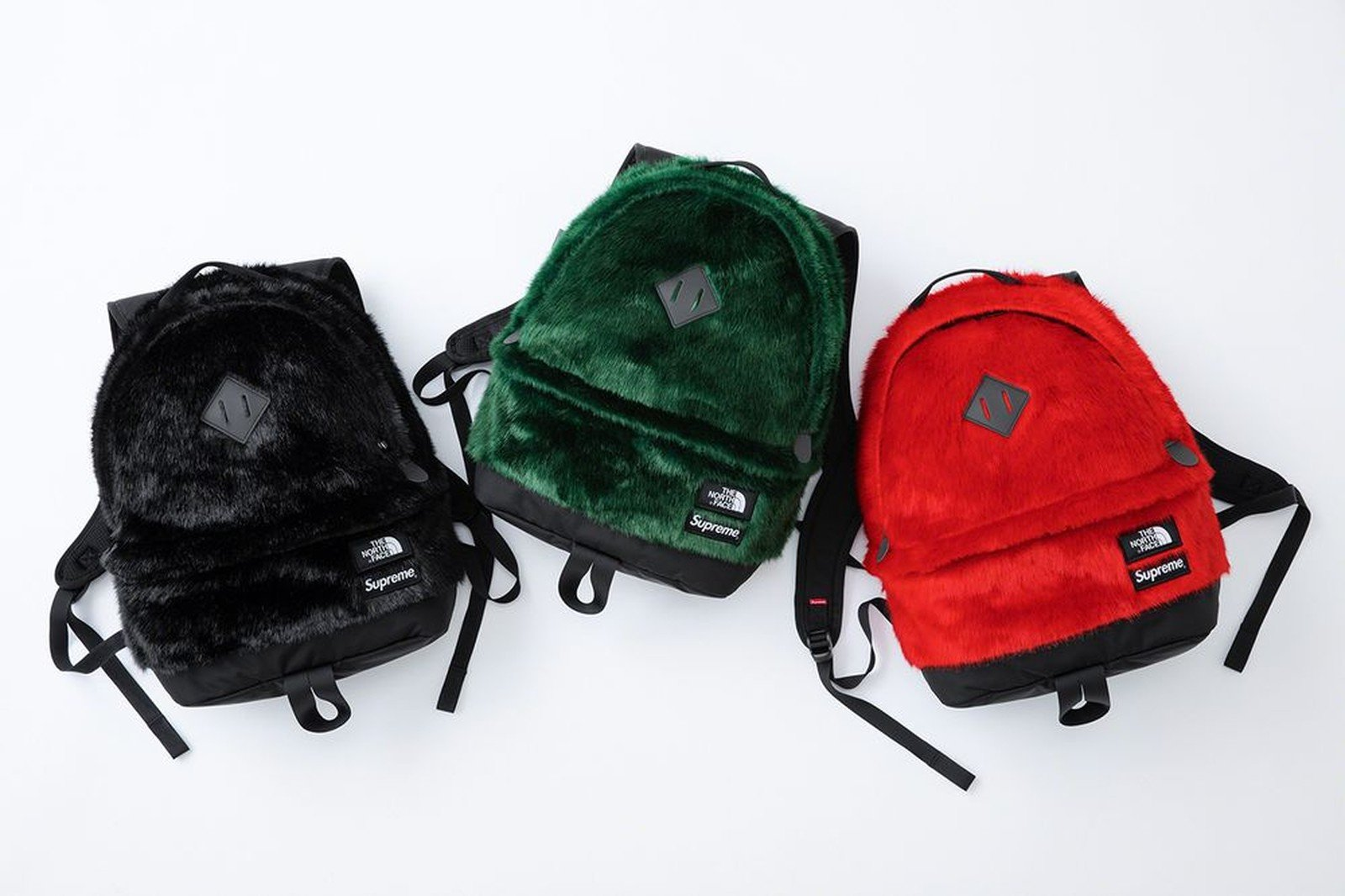 Supreme X The North Face With Festive Fur Collection