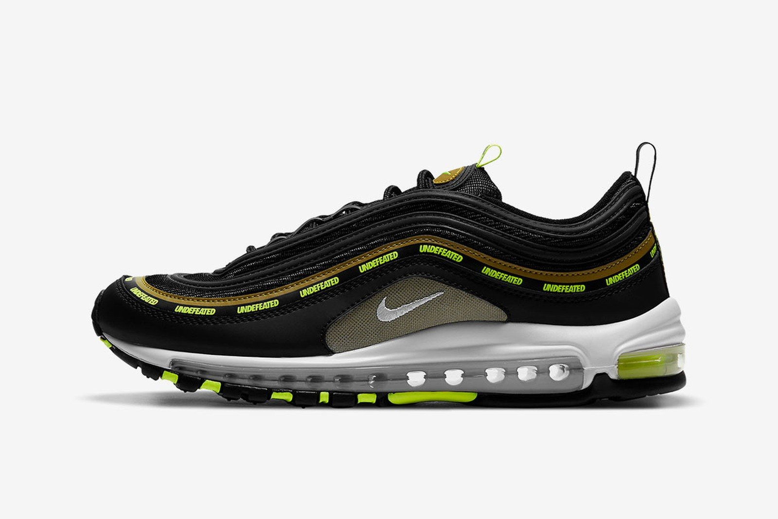 Rumors Has It UNDEFEATED x Nike Air Max 97s Release Soon?